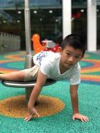 Playground at Punggol Oasis Terraces