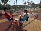 The somewhat elusive playground at Punggol Vue