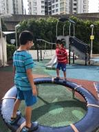 The playground of Punggol Residences