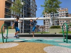 The rooftop playground of Waterway View